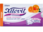 žvýkačky Xilovit protect ORANGE 10,8g, 1blistr=...